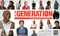 Be the Generation Campaign