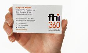 FHI 360 Branding